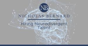 Hiring Neurodivergent Talent
