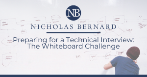 Preparing for a Technical Interview: The Whiteboard Challenge